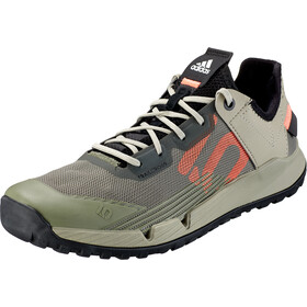 adidas Five Ten Trailcross LT Mountain Bike Shoes Women legacy green/signal coral/core black